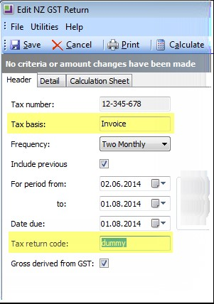 how to calculate tax return nz