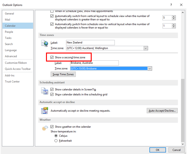 how to make emails show in outlook on two computers