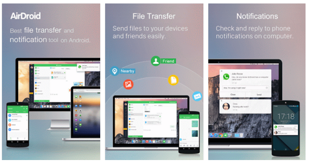 Meet AirDroid: Control your Android with your PC   Focus