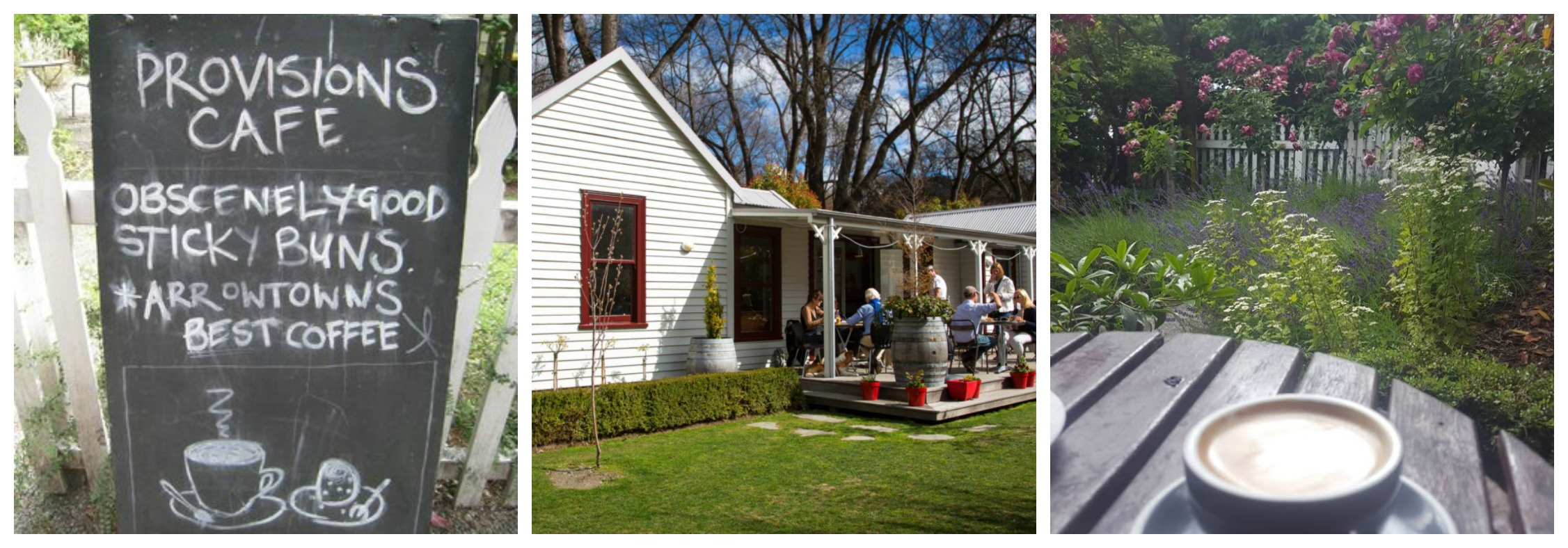 Provisions of Arrowtown | Cafe Arrowtown