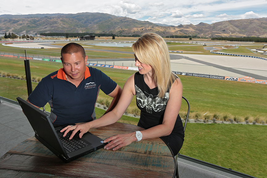 Focus Technology Group working with Highlands Park